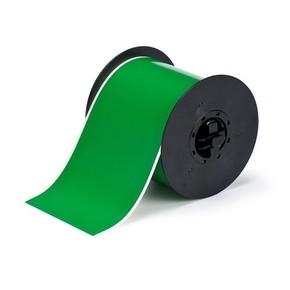 Зелёный винил для маркировки внутри/снаружи помещения B30C-4000-595-GN, 101,6 мм * 30,48 м (BBP31/33/35/37)