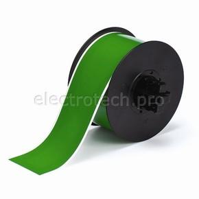 Зелёный винил для маркировки внутри/снаружи помещения B30C-2250-595-GN, 57,15 мм * 30,48 м (BBP31/33/35/37)