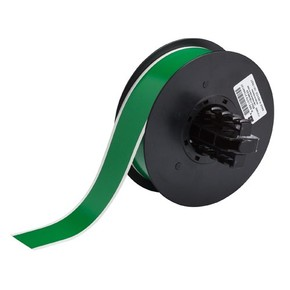 Винил для маркировки внутри/снаружи помещения B30C-1125-595-GN, зелёный, 28,58 мм * 30,48 м (BBP31/33/35/37)