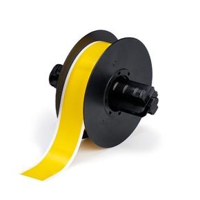 Жёлтый винил для маркировки внутри/снаружи помещения B30C-1125-595-YL, 28,58 мм * 30,48 м (BBP31/33/35/37)