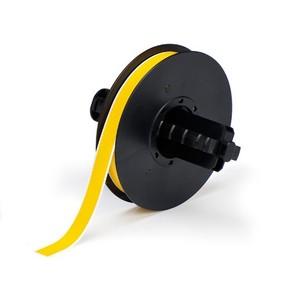 Жёлтый винил для маркировки внутри/снаружи помещения B30C-500-595-YL, 12,7 мм * 30,48 м (BBP31/33/35/37)