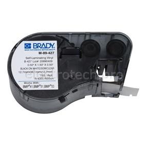 Этикетки Brady M-89-427 / 12,7x38,1мм, B-427