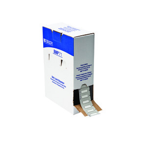 Маркеры термоусаживаемые Brady bm71-187-1-342 аналог на tls / hm bpspt-187-1-wt, 25.78x8.5 мм