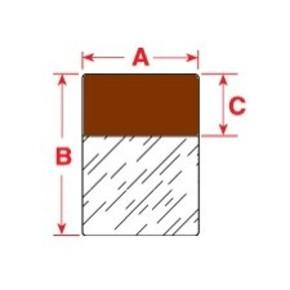 Этикетки Brady DAT-40-292-OR / B-292