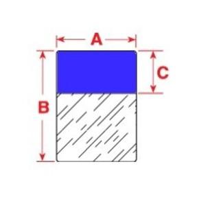 Этикетки Brady DAT-75-292-GY / B-292