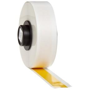 Промышленная лента Brady B-595, винил высокого качества, желтая, для принтера Handimark, 13 мм * 15 м