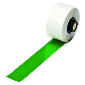 Промышленная лента Brady B-595, винил высокого качества, зеленая, для принтера Handimark, 25 мм * 15 м