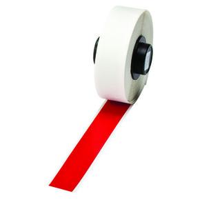 Промышленная лента Brady B-595, винил высокого качества, красная, для принтера Handimark, 13 мм * 15 м