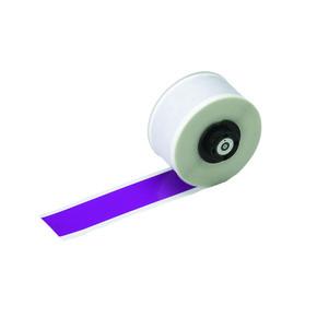 Промышленная лента Brady B-595, винил высокого качества, фиолетовая, для принтера Handimark, 25 мм * 15 м