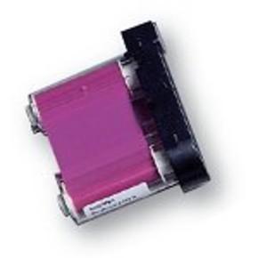 Промышленная лента Brady B-580/595, винил высокого качества, прозрачная, для принтера Handimark, 25 мм * 15 м