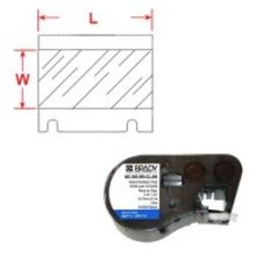 Этикетки Brady ELAT-15-361-5 / 12x19мм, B-361B