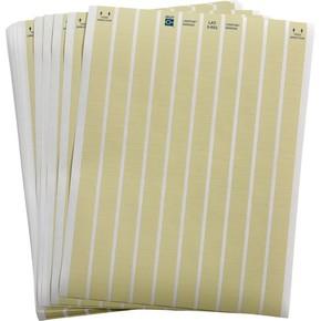 Этикетки Brady LAT-3-652-10 / 16,51x6,35мм, B-652