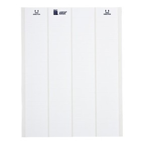 Этикетки Brady LAT-18-361-2.5 / 25,4x33,78мм, B-361B