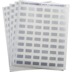 Этикетки Brady LAT-23-773-2.5 / 25,4x12,7мм, B-773