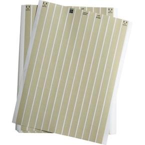 Этикетки Brady LAT-25-652-10 / 12,7x11,15мм, B-652