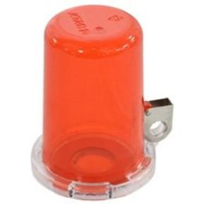 Блокираторы пусковой / аварийной кнопки малый Brady блокиратор,м до 16 мм,три наклейки:, желтая,красный,красная,прозрачная,алый, 80x64x9 мм, Комплект