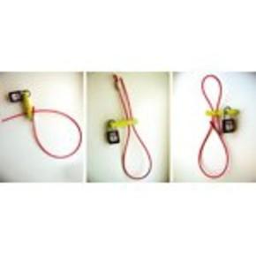 Бирка безопасности Brady в упаковке, «danger live wire», 145x85 мм, ПВХ, 10 шт