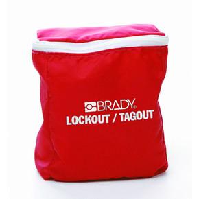 Сумка блокировочная большая Brady, 203x178x76 мм, 1 шт