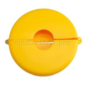Блокираторы затворных вентилей раздвижной Brady блокиратор, желтый, 254 мм