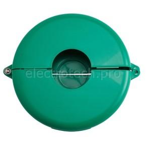 Блокираторы затворных вентилей раздвижной Brady блокиратор, зеленый, 165 мм