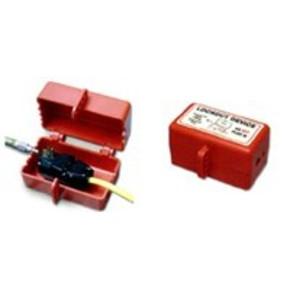 Блокираторы электрокабелей пневмомагистралей Brady большой блокиратор электрокаи, белей