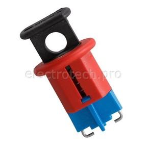Блокираторы для прерывателей Brady блокиратор pis-стандартные входы, 1 шт