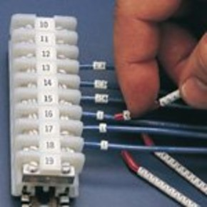 Трубка термоусадочная в плоском виде Brady ps-c-1500-wt аналог tps, белая, 12.7-36.83 мм, 61.79 мм, 15.24 м