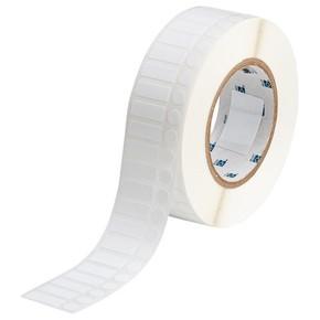 Этикетки Brady THT-163-499-3 нейлоновая ткань, B-499, 25,4x9,53мм