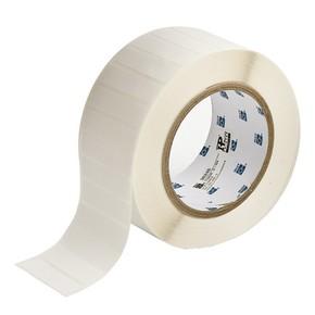 Этикетки Brady THT-53-424-3 / 50,8x12,7мм, B-424 THT-53-424-3 Синтетическая бумага, B-424, белая матовая, 50,8x12,7мм