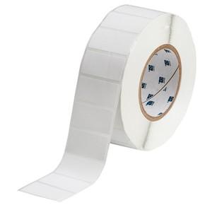 Этикетки Brady THT-17-408-3 / 50,8x25,4мм THT-17-408-3 Синтетическая бумага, B-408, белая матовая, 50,8x25,4мм
