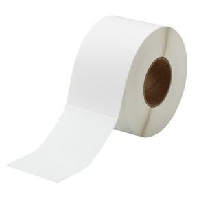 Этикетки Brady THT-78-408-1 / 101,6x165,16мм THT-78-408-1 Синтетическая бумага, B-408, белая матовая, 101,6x165,1мм