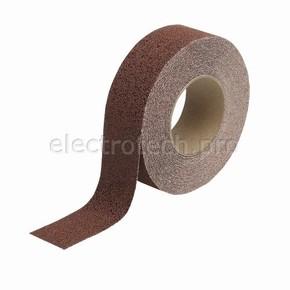 Лента антискольжения Brady anti-skid,красно- 1, коричневая, 50x18000 мм, Рулон