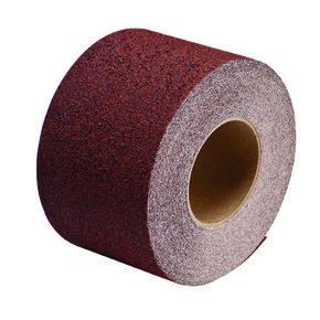 Лента антискольжения Brady anti-skid,красно- 1, коричневая, 100x18000 мм, Рулон