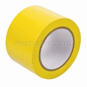 Лента виниловая напольная Brady, желтая, 75x33000 мм, b-726, Винил, Рулон
