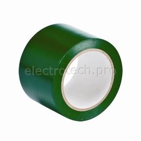 Лента виниловая напольная Brady, зеленая, 75x33000 мм, b-726, Винил, Рулон