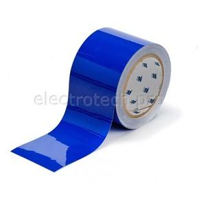 Лента напольная на подложке Brady toughstripe,материал в-514, синяя, 76.2x30000 мм, Полиэстер