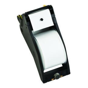 Система маркировочная, виниловая LabelizerPlus / VersaPrinter Brady 57 мм, белый,black, 27 м, b-595, Рулон