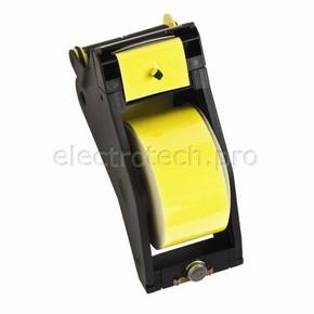 Система маркировочная, виниловая LabelizerPlus / VersaPrinter Brady 57 мм, желтый,black, 27 м, b-595, Рулон