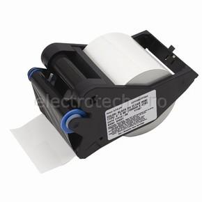 Система маркировочная, виниловая LabelizerPlus / VersaPrinter Brady 100 мм, прозрачный,black, 27 м, b-595, Рулон