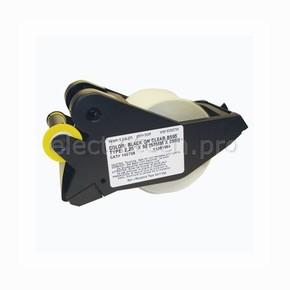 Система маркировочная, виниловая LabelizerPlus / VersaPrinter Brady 57 мм, прозрачный,black, 27 м, b-595, Рулон