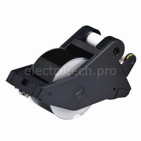 Система маркировочная, виниловая LabelizerPlus / VersaPrinter Brady 57 мм, черный,white, 27 м, b-595, Рулон