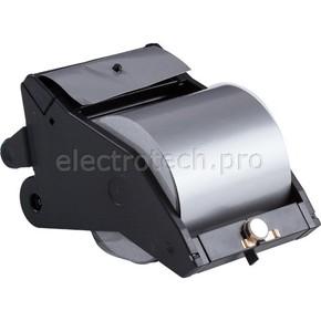 Система маркировочная, виниловая LabelizerPlus / VersaPrinter Brady 100 мм, серый,black, 27 м, b-595, Рулон