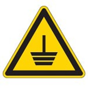 Знак безопасности запрещающий не курить Brady 100 мм, b-7541, Ламинация, pic 200, Полиэстер, 250 шт