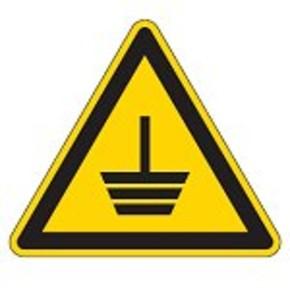 Знак безопасности запрещающий не пользоваться открытым огнем и не курить Brady 50 мм, b-7541, Ламинация, pic 201, Полиэстер, 250 шт