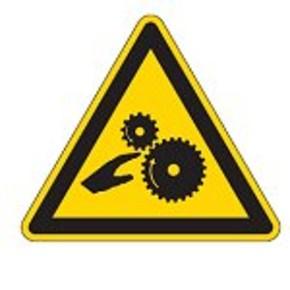 Знак маркировки грузов категория опасности 1.5 Brady adr 1.5, 100x100 мм, b-7541, Ламинация, Полиэстер, 1 шт