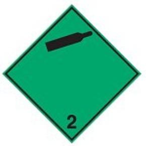 Знак маркировки грузов взрывоопасные Brady adr 1,магнитный материал, 297x297 мм, b-0859, 1 шт