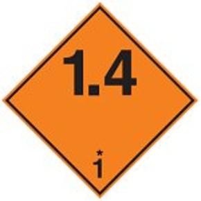 Знак маркировки грузов легковоспламеняющяяся жидкость Brady adr 3b,магнитный материал, 297x297 мм, b-0859, 1 шт