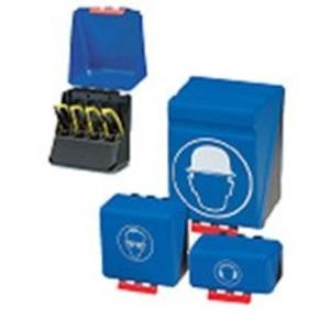 Держатель для знаков коридорный Brady, 403x203 мм, Пластик, 1 шт