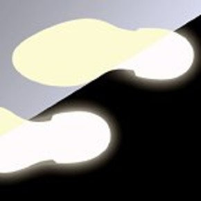 Стрелка для маркировки трубопровода Brady, черный на желтом, «ammonia t», 26x200 мм, b-7520, 10 шт