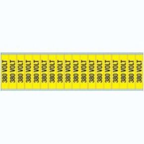 Знак маркировки грузов радиоактивные Brady adr 7a, черный на белом, «radioactive», 200x200 мм, b-7541, Ламинация, Полиэстер, 1 шт